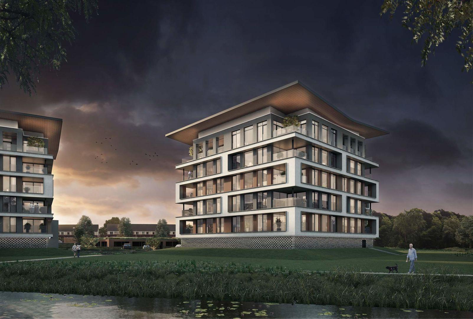 Keuken Badkamer Zutphen : De clercqstraat ong penthouse in zutphen