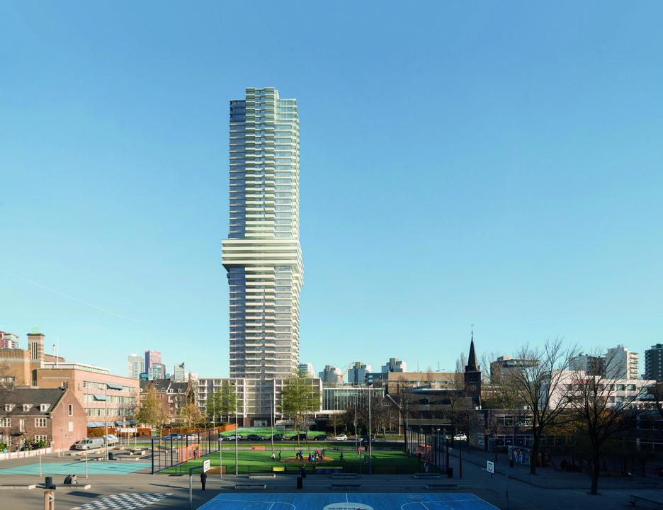 Additional photo for property listing at The CoolTower The CoolTower Rotterdam, South Holland,3011BH オランダ