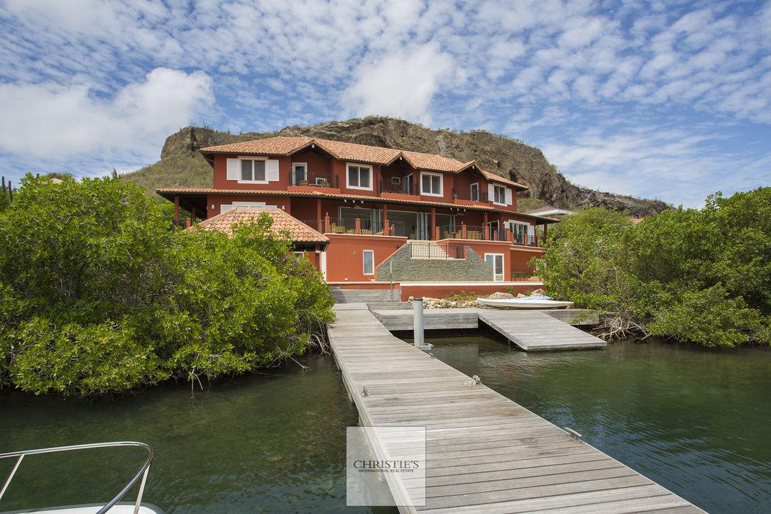 Villas / Townhouses için Satış at Seru Boca Estate 7 Curacao