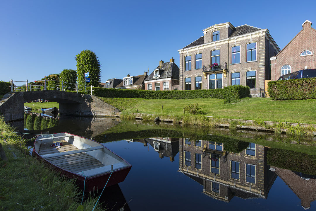 別墅 / 联排别墅 為 出售 在 Voorstraat 94 96 Voorstraat 94 96 Stavoren, Friesland,8715JC 荷蘭