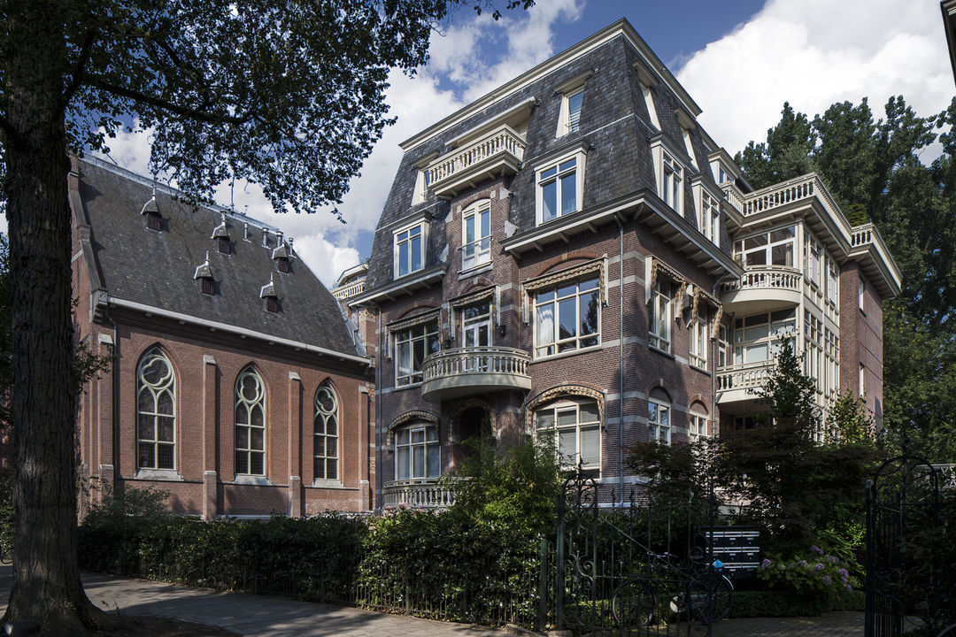 주거 부지 용 매매 에 Van Eeghenstraat 206 Van Eeghenstraat 206 Amsterdam, North Holland,1071GM 네덜란드