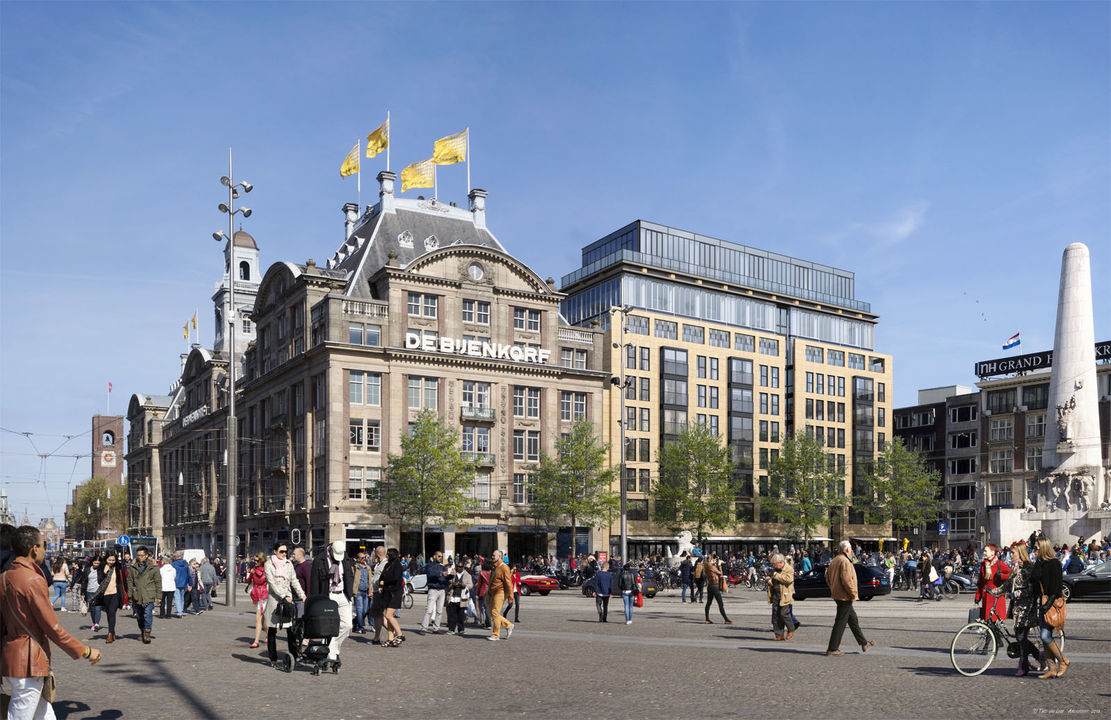 Apartments / Residences for Sale at Dam 5 /Z Amsterdam, North Holland,1012JS Netherlands