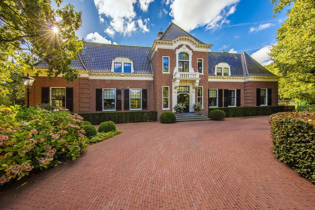 Estate for Sale at Bentveldsweg 142 Aerdenhout, North Holland 2111EE Netherlands