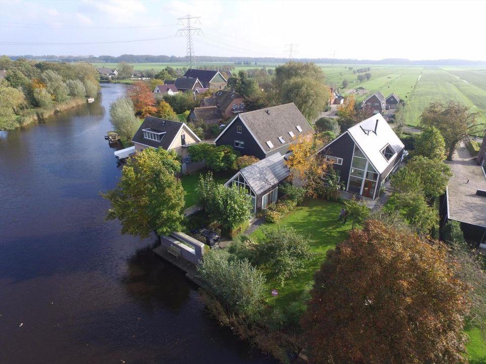 빌라 / 타운 하우스 용 매매 에 Oosteinde 50 Oosteinde 50 Oud Alblas, South Holland,2969AV 네덜란드