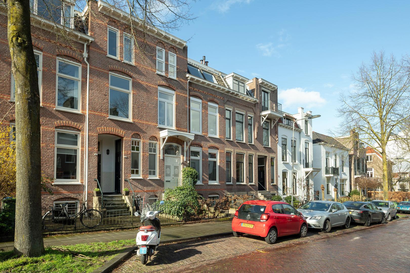 Van Pallandtstraat 72, Arnhem foto-