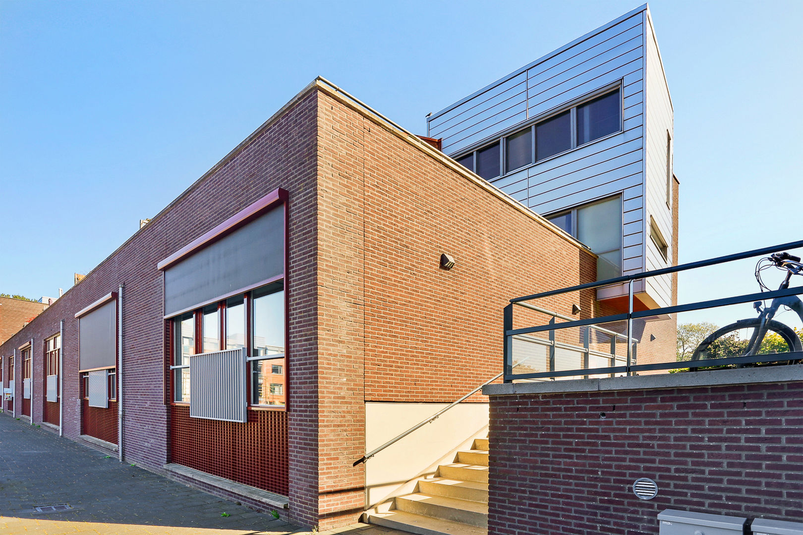 Delftse Jaagpad 8, Leiden foto-