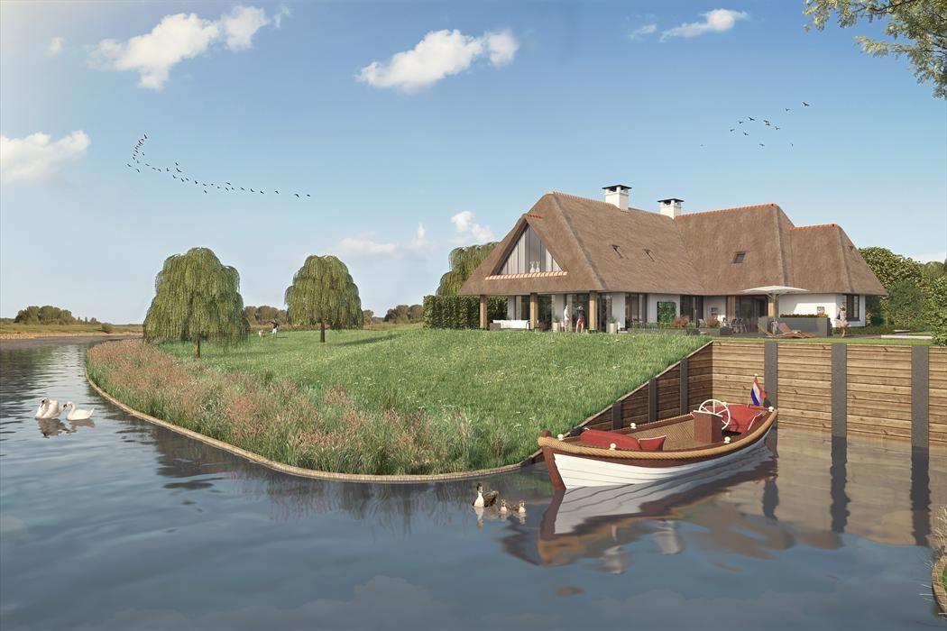 Maasdijk, Veen foto-