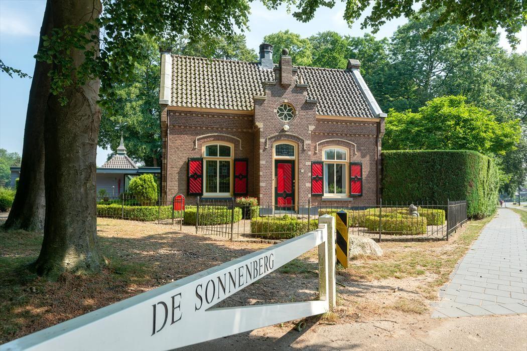 Sonnenberglaan 1, Oosterbeek foto-
