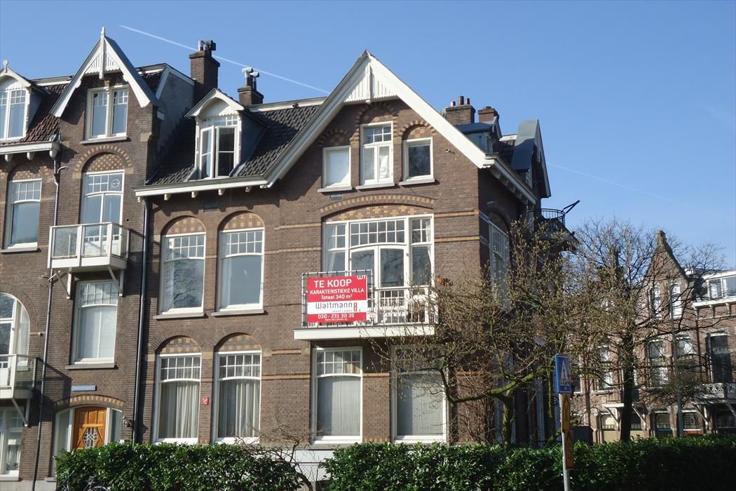 Wilhelminapark 27, Utrecht foto-