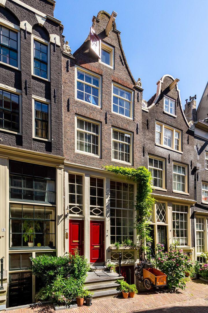 Buiten Bantammerstraat 7 HS, Amsterdam foto-