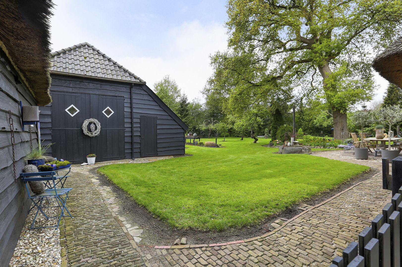 Oosteinde 43, Westerbork foto-