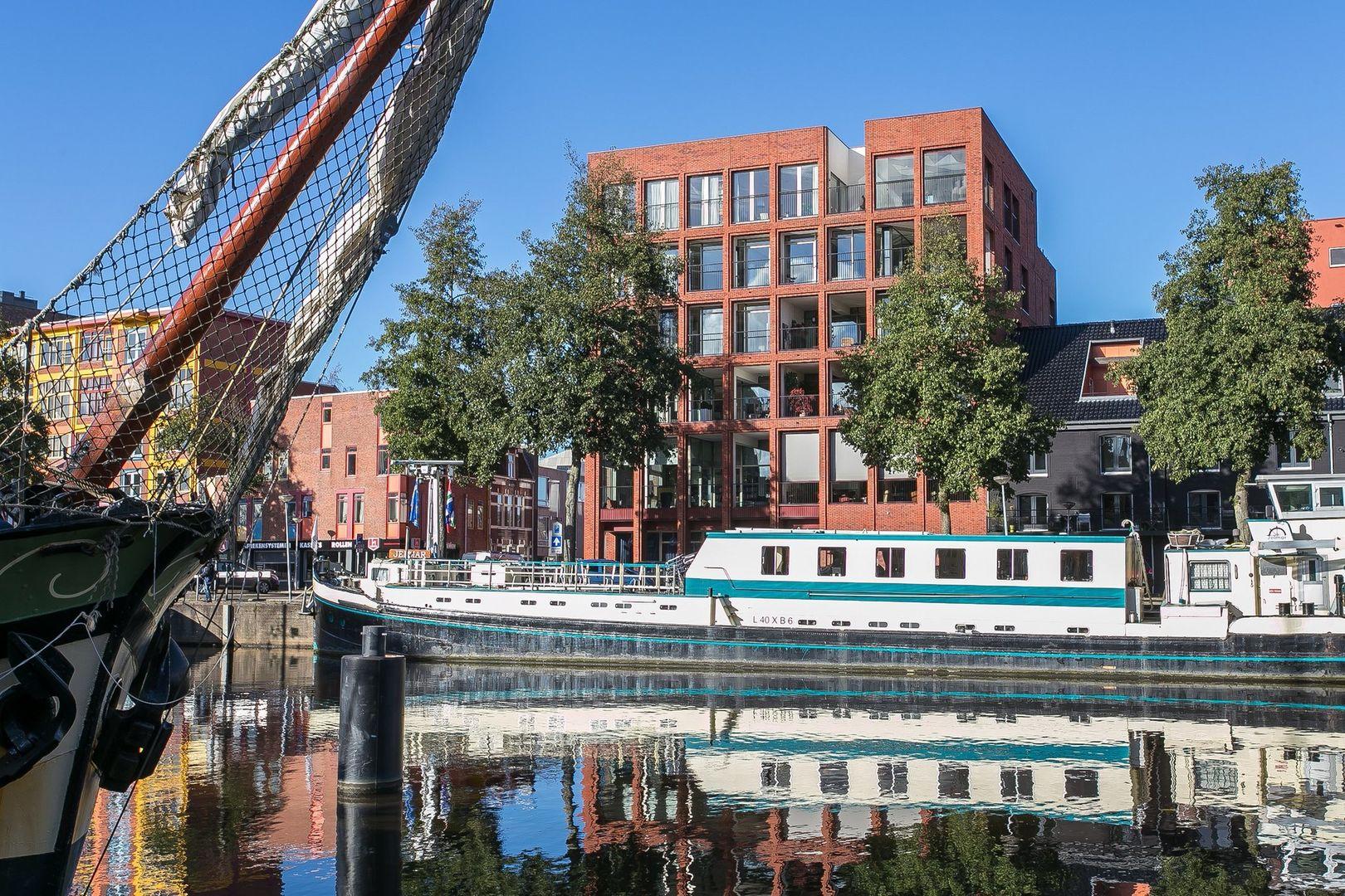 Oosterkade 12 7, Groningen foto-
