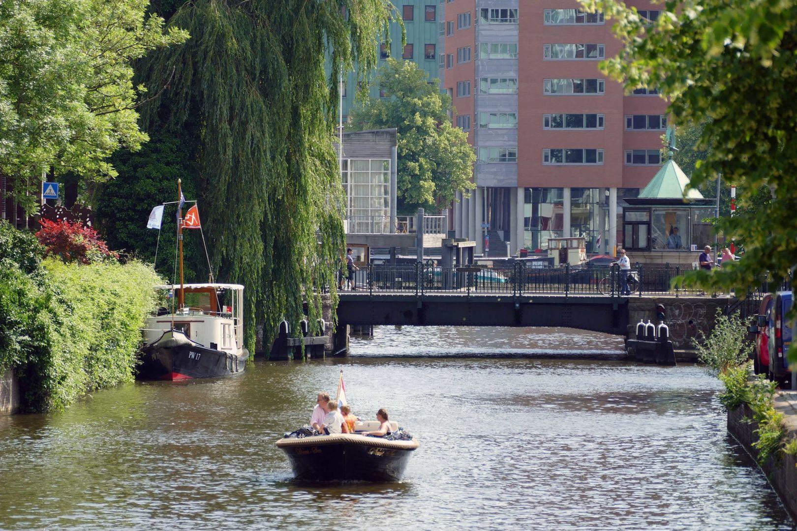 Praediniussingel 35, Groningen foto-