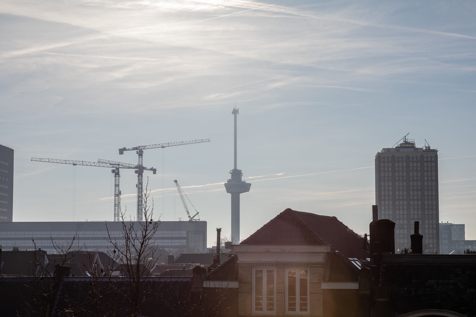 Mathenesserlaan 301 C, Rotterdam foto-