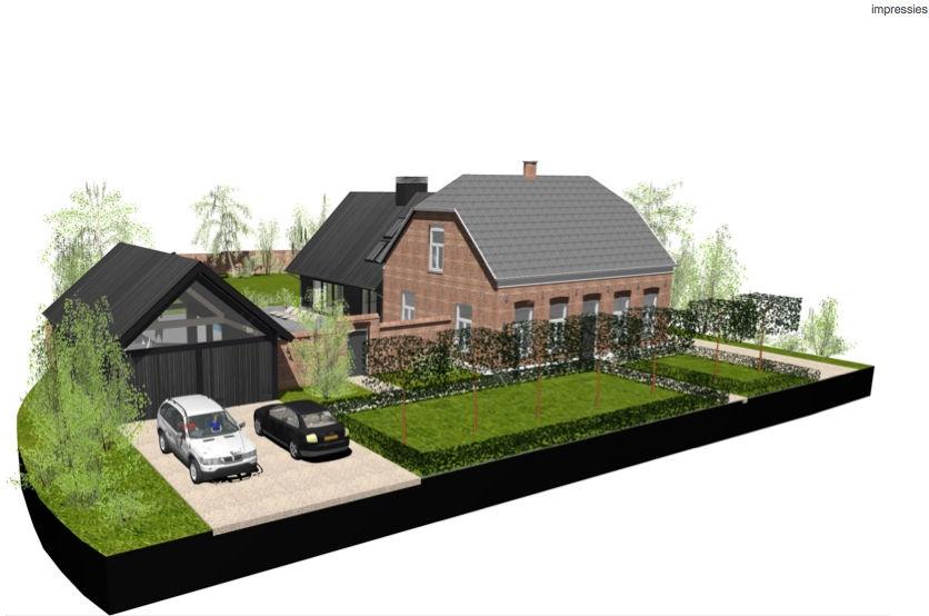 Dorpsstraat 91 ., Rosmalen foto-