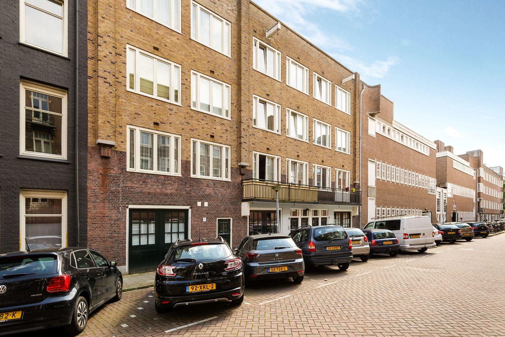 Jan van Riebeekstraat 7 (HS), Amsterdam foto-
