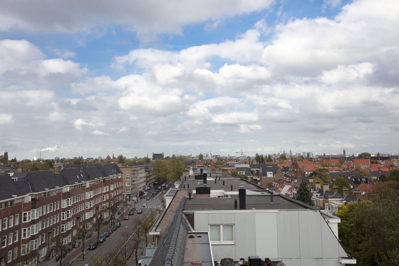 Bernard Zweerskade 24 /IV, Amsterdam foto-