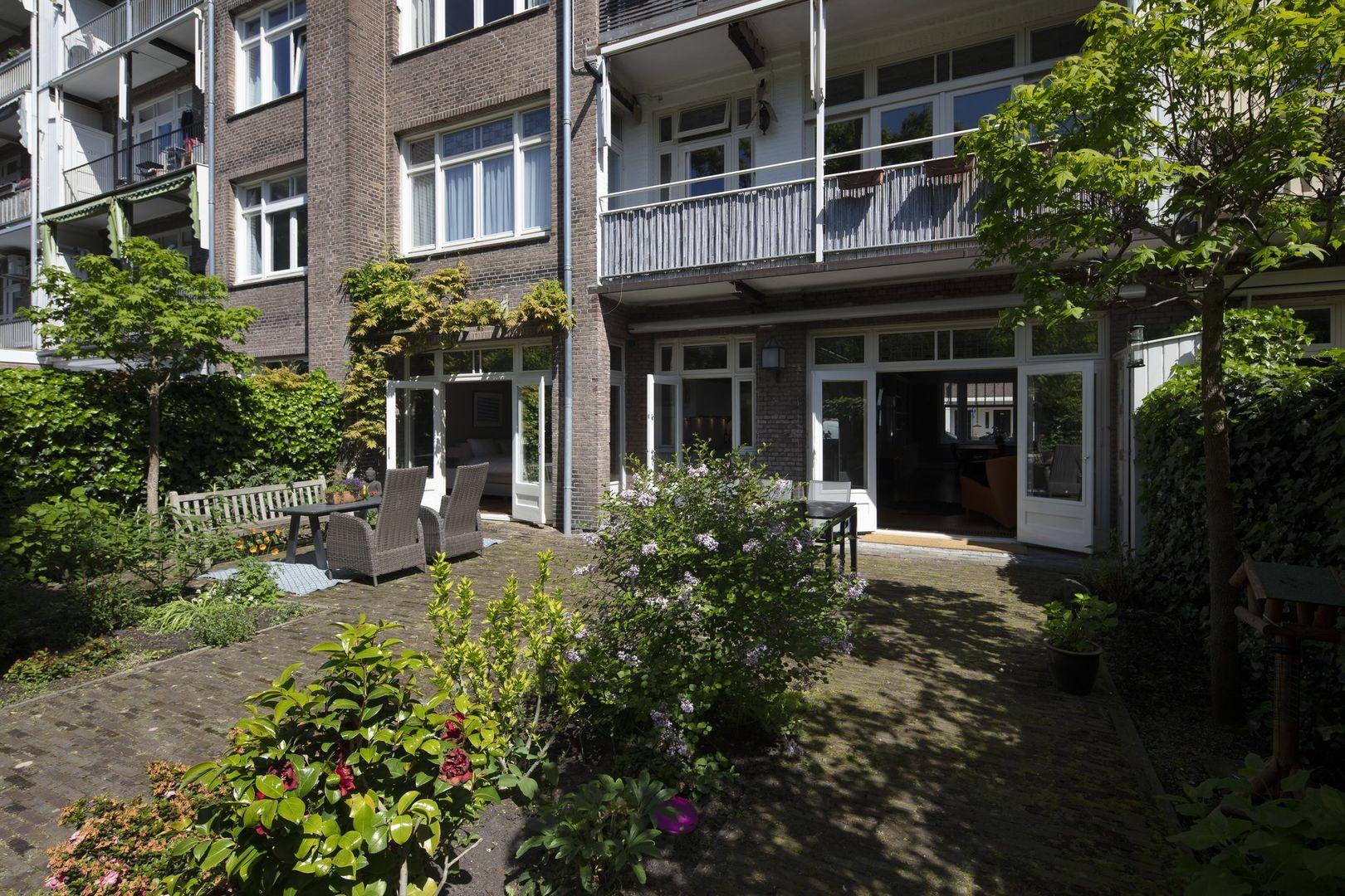 Beethovenstraat 134 huis, Amsterdam foto-