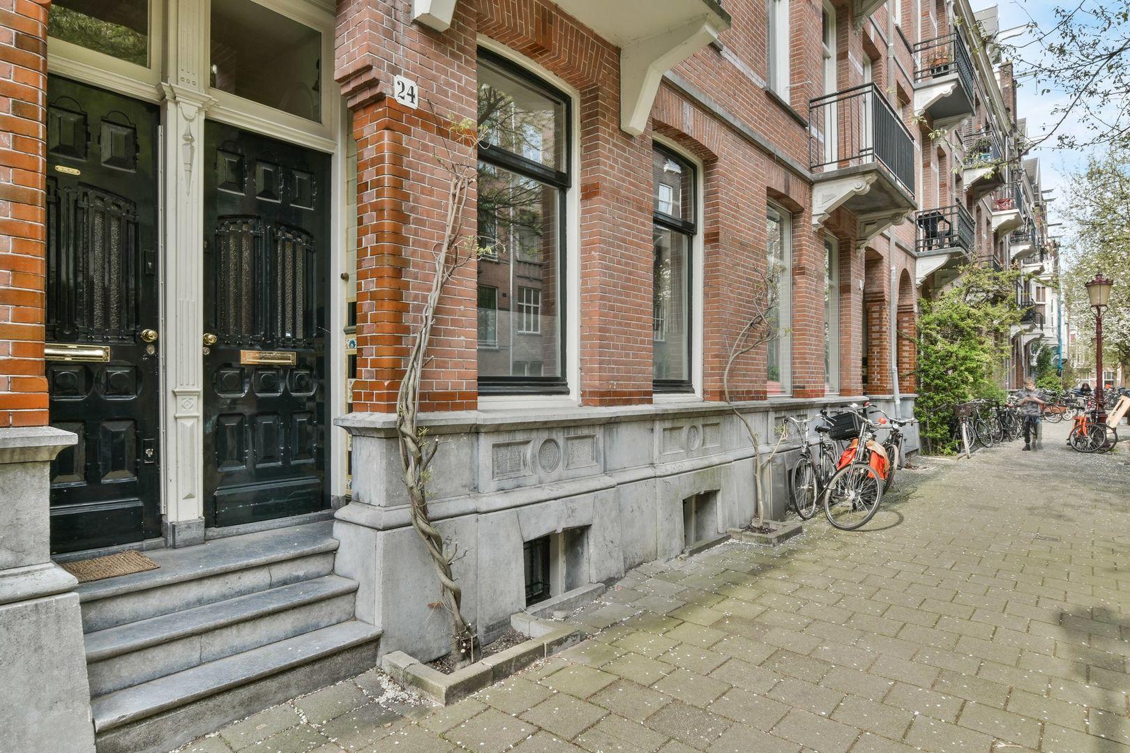 Palestrinastraat 24 H, Amsterdam foto-