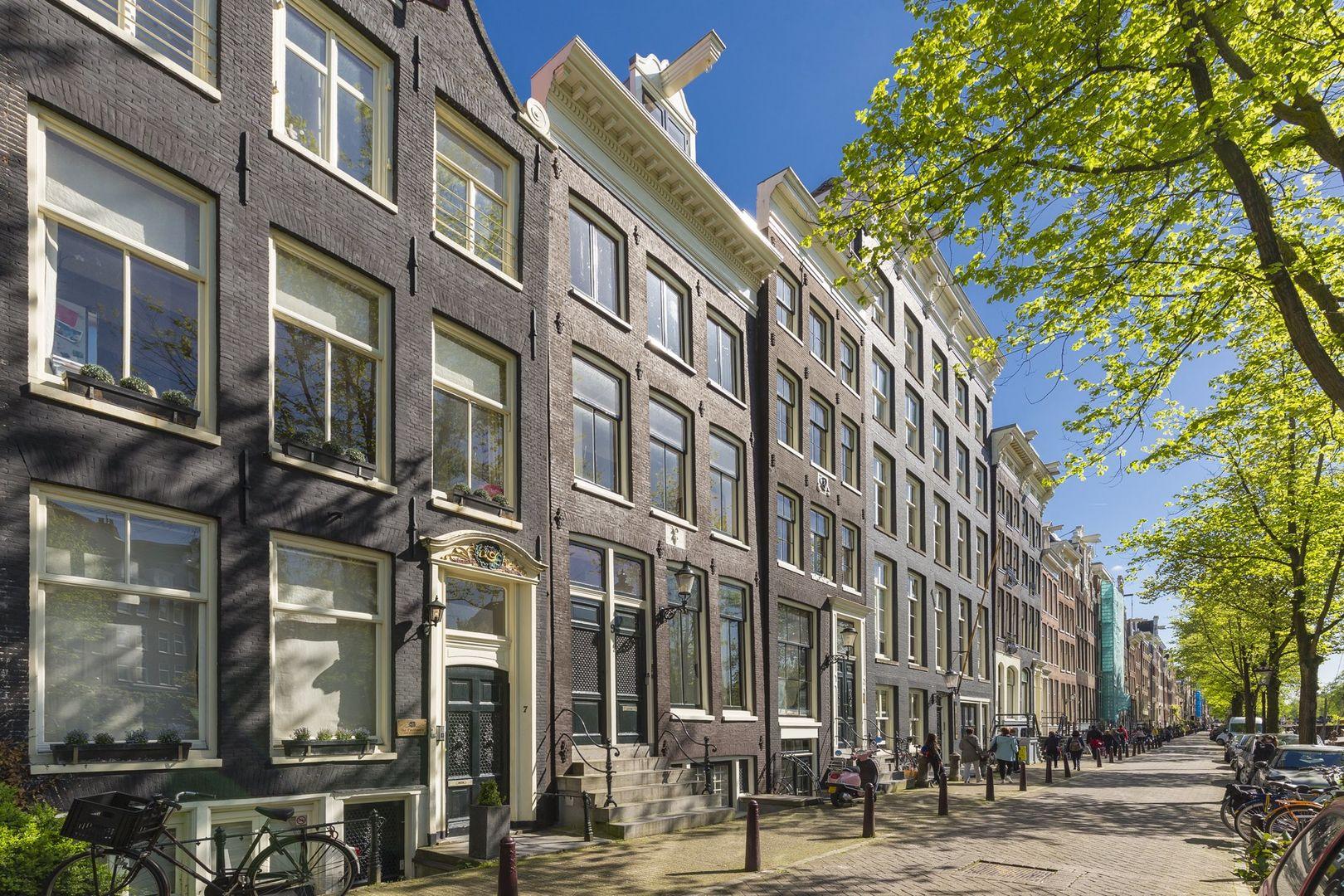 Prinsengracht 9, Amsterdam foto-