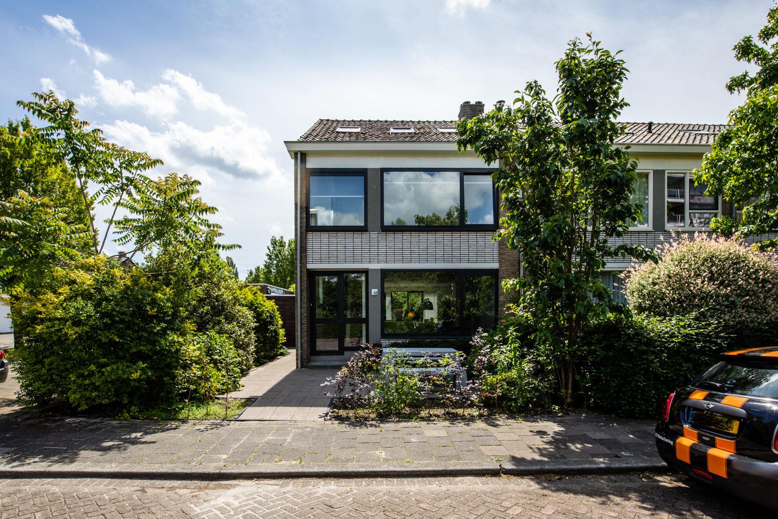 Chopinlaan 48, Rotterdam foto-