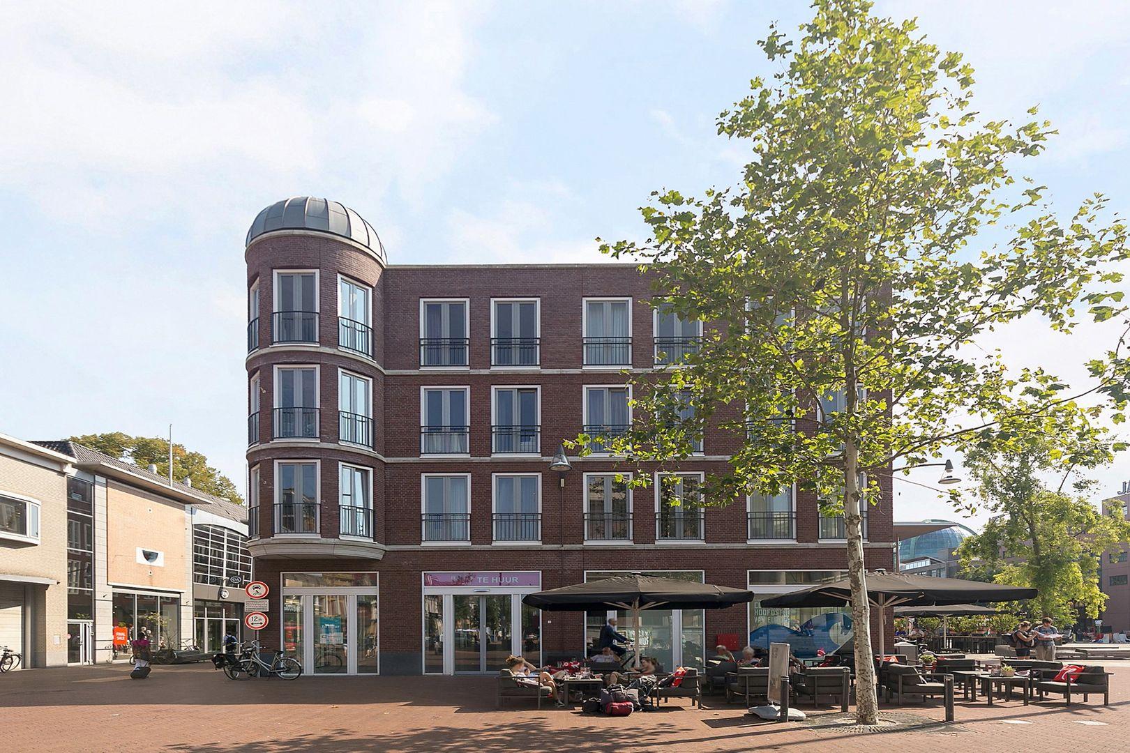 Wilhelminaplein 16, Leeuwarden foto-