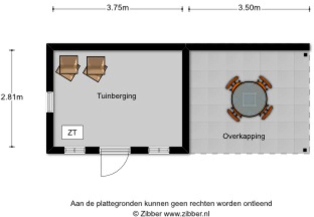 Burgemeester van Dommelenlaan 9, Waalre plattegrond-
