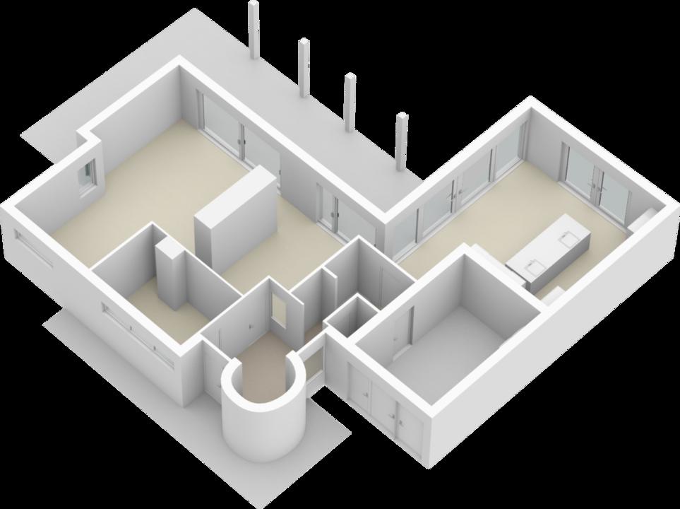 Sjaak Verbiezenlaan 7, EINDHOVEN plattegrond-