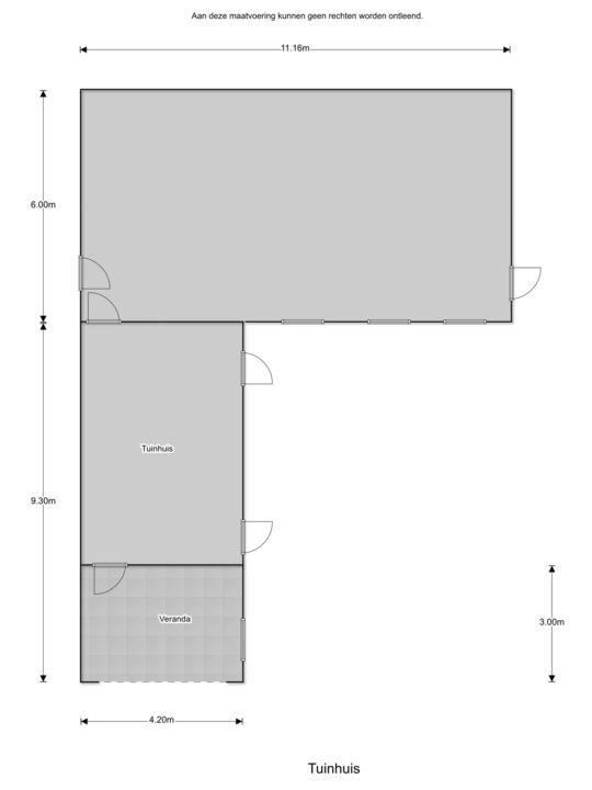 Zeedijk 38, Stad Aan 't Haringvliet plattegrond-