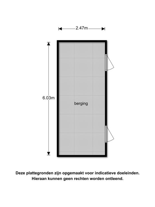Westersingel 33 - 34, Sneek plattegrond-