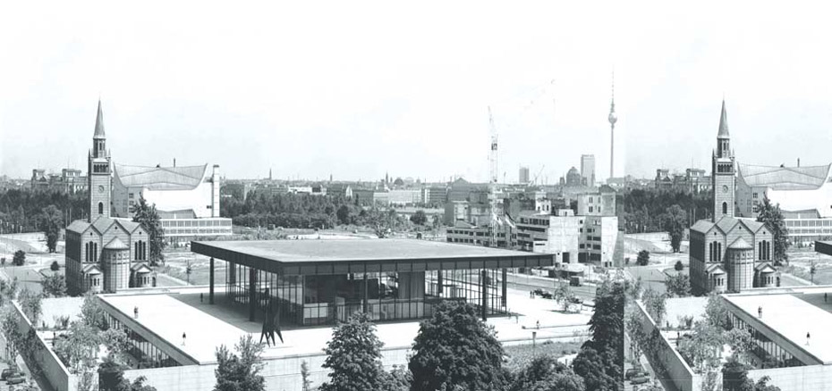 Master Of Modern A Look At The Career Of Mies Van Der Rohe Port