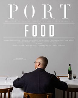 Port Issue 6 cover