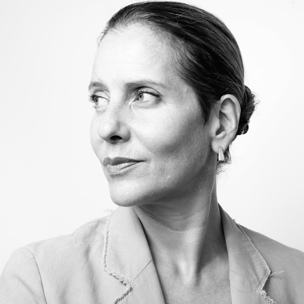 Paola Antonelli, Senior Curator in the Department of Architecture and Design at the Museum of Modern Art. Photograph by Marton Perlaki for Port