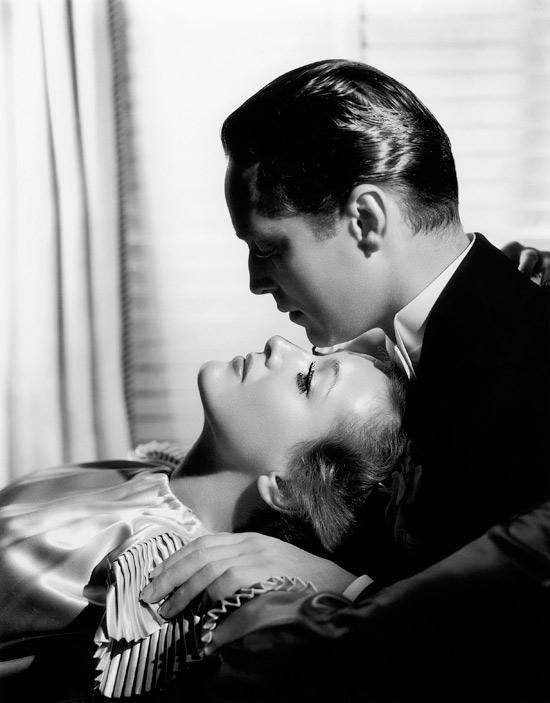 Joan Crawford & Franchot Tone, circa 1931-33