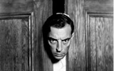 Buster Keaton by George Hurrell, featured in Hurrell: The Kobal Collection