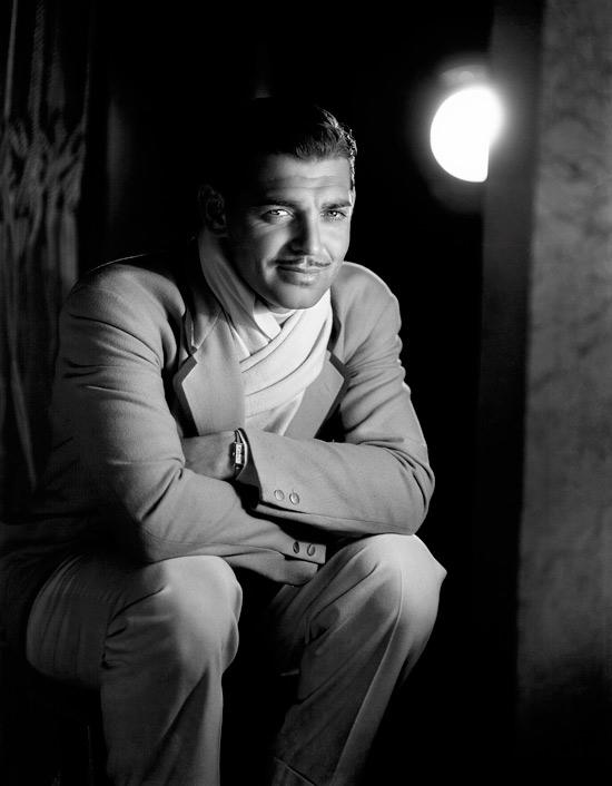 Clark Gable, circa 1931-33