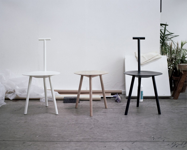 Spade Stool and Chair/ BATCH Collection