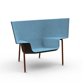 Capo (2011) by Cappellini, designed by Nipa Doshi & Jonathan Levien