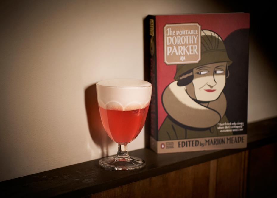 Dorothy Parker Clover Club