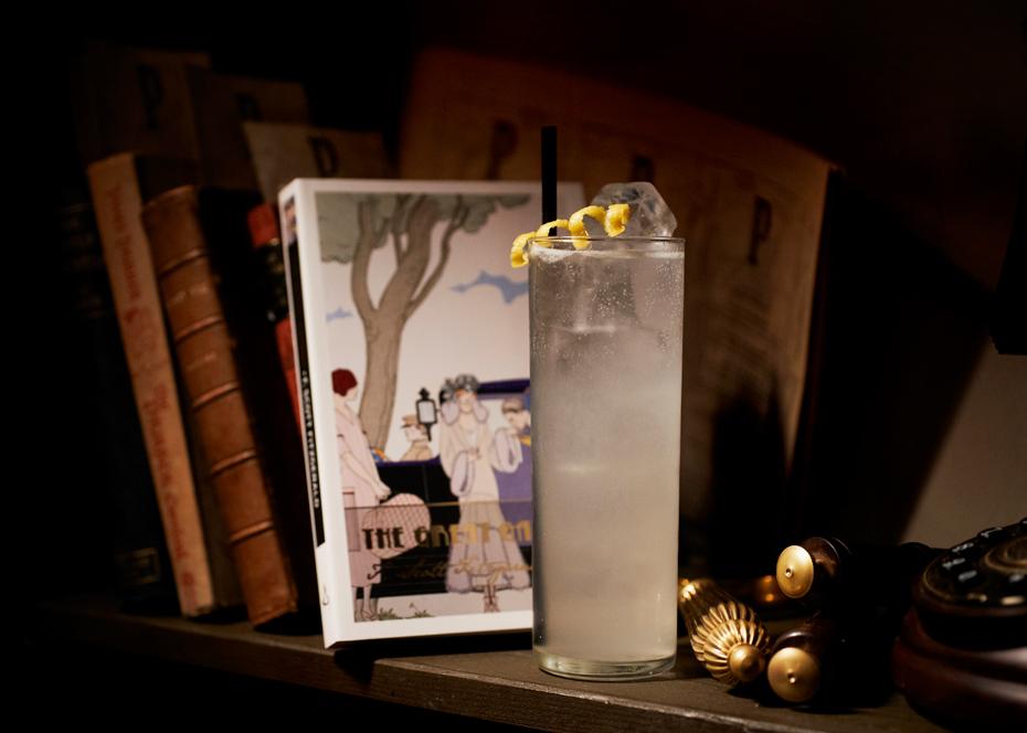 F-Scott-Fitzgerald Gin Fizz