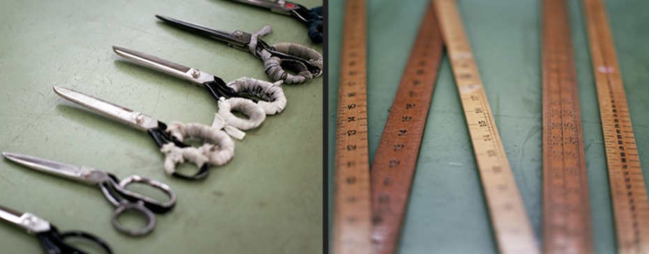 Tailoring-scissors-and-measuring-sticks