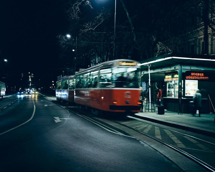 February in Vienna Thomas Zanon-Larcher
