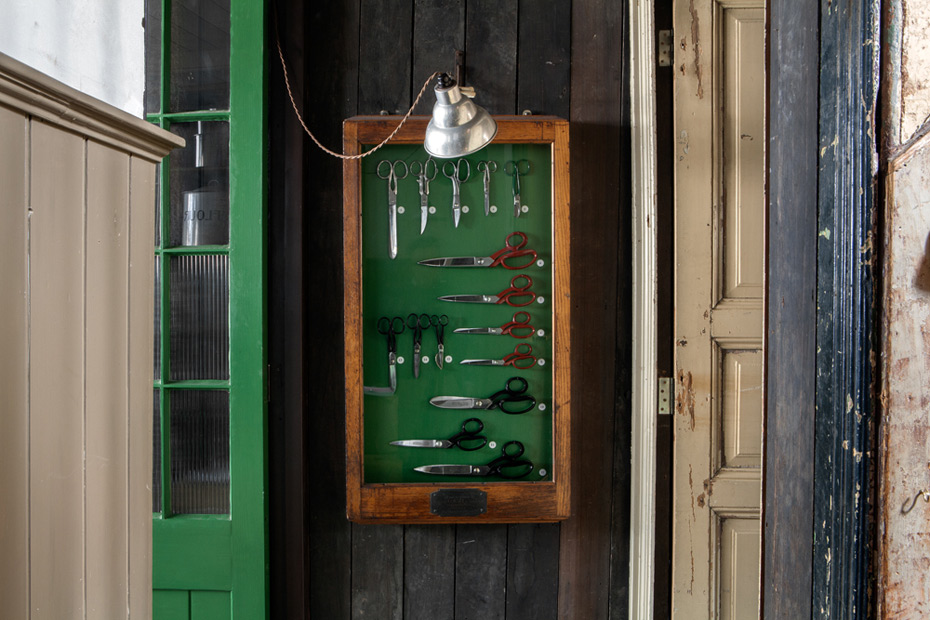 Scissors-and-tailors'-shears-collection