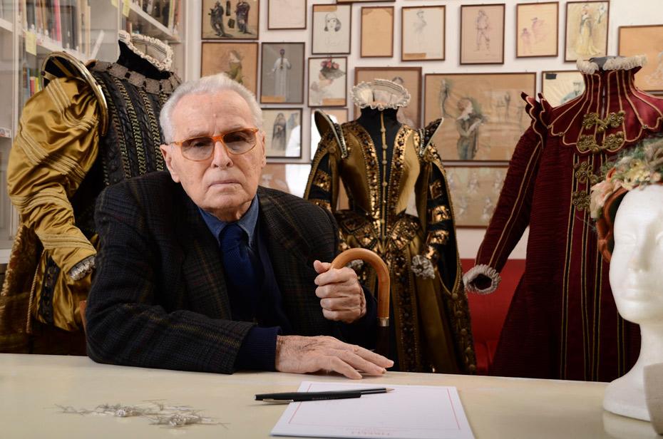 In Conversation Piero Tosi Costume Designer Port Magazine