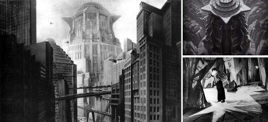 Metropolis-and-Dr-Caligari-stills