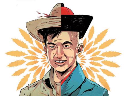 Hengdian-Farmer