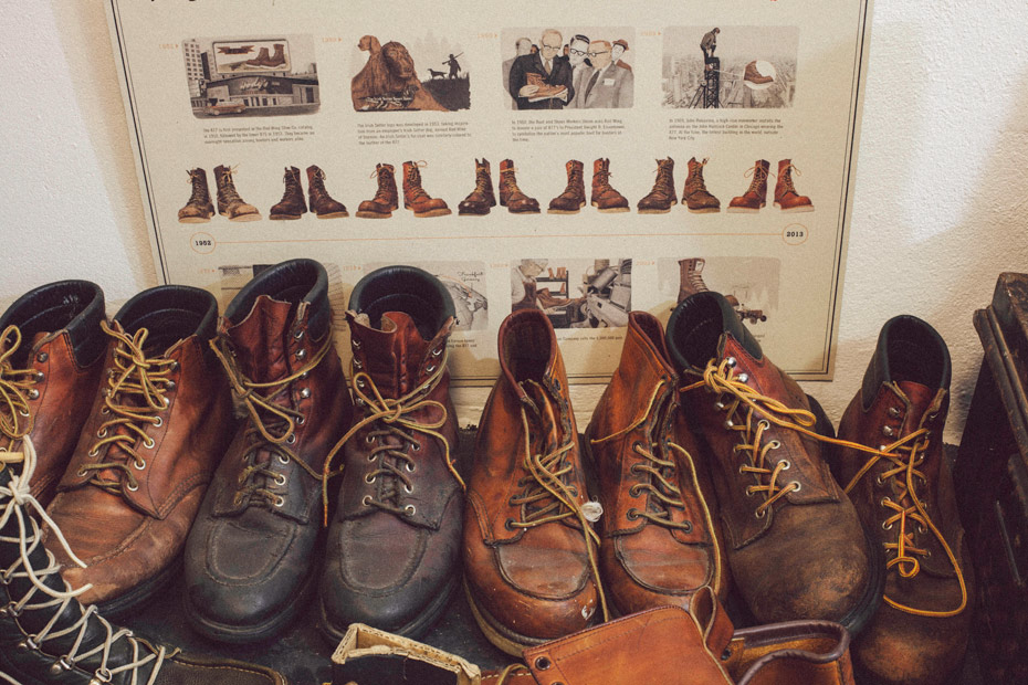 Red Wing Boots London