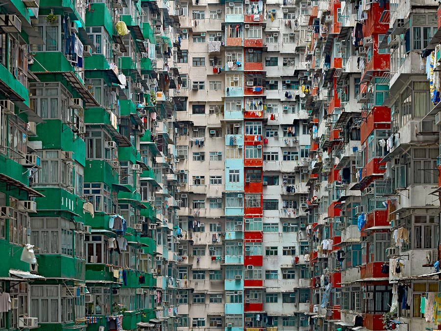 Architecture-of-Density-#119--(c)-Michael-Wolf,-courtesy-of-Flowers-Gall..