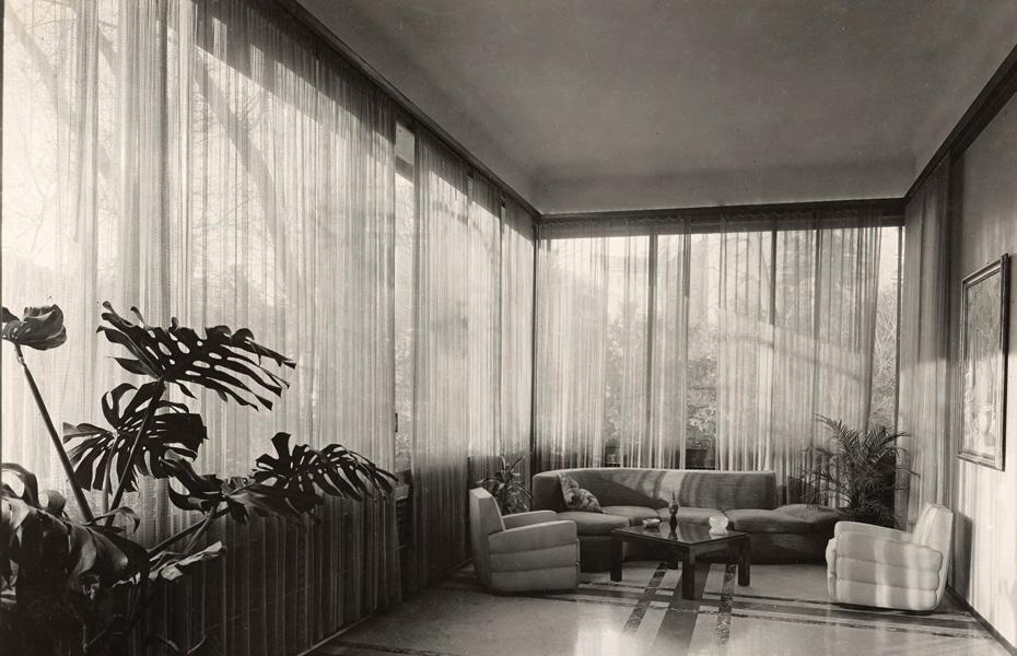 Villa Necchi (vintage photograph)