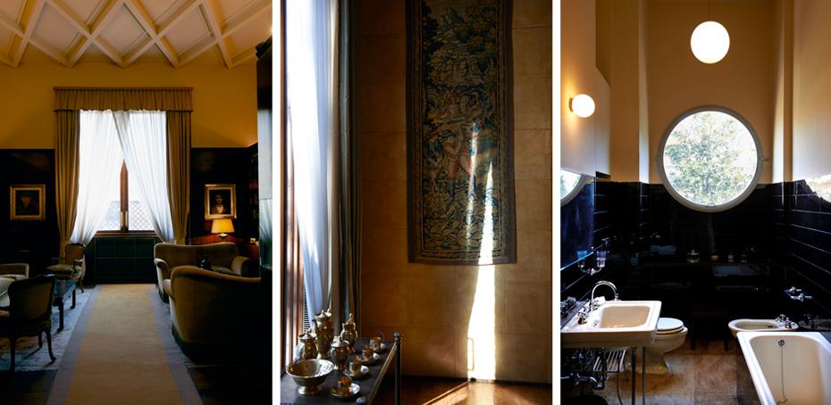 Villa-Necchi-bathroom interior